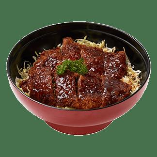 大名ソースカツ丼