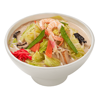 会津ちゃんぽん麺